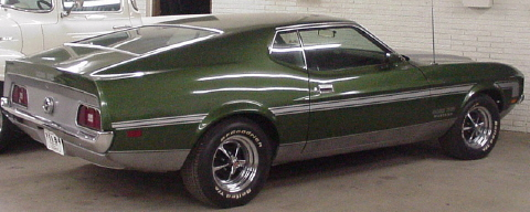 ford mustang, 70s mach 1, ss, rs, classic muscle cars